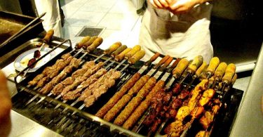 Worlds Tastiest Kebabs