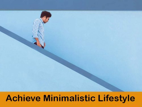 Becoming a Minimalist in 6 Steps
