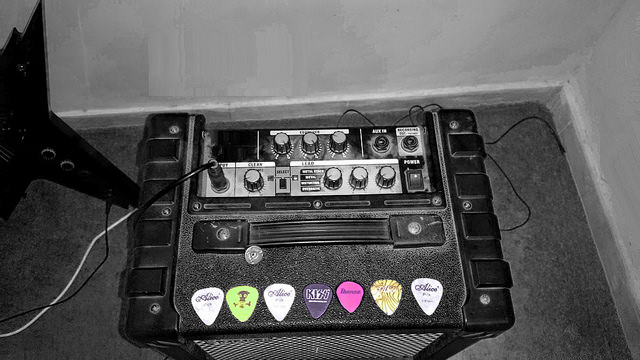 My guitar picks
