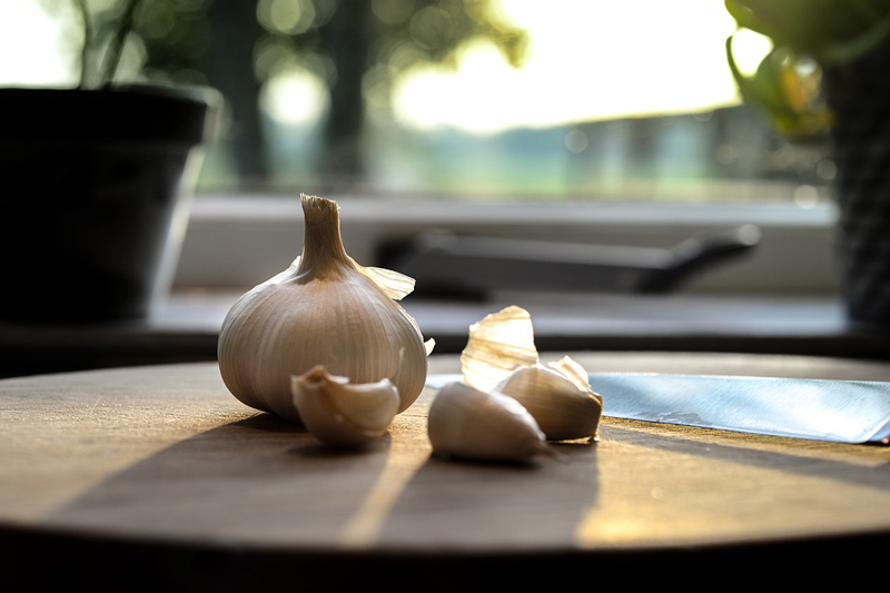 3 Amazing benefits of garlic