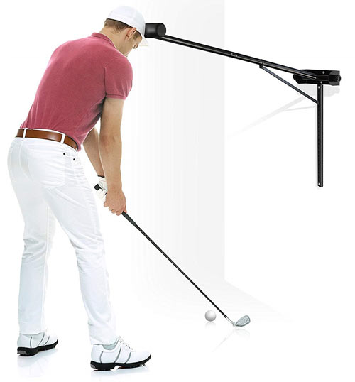 Pro head golf swing trainer is our 3rd choice