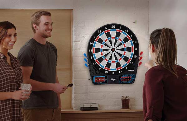 viper777 is our 2nd choice for the best electronic dartboard for under 100 dollars