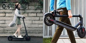 electric scooter 600x300
