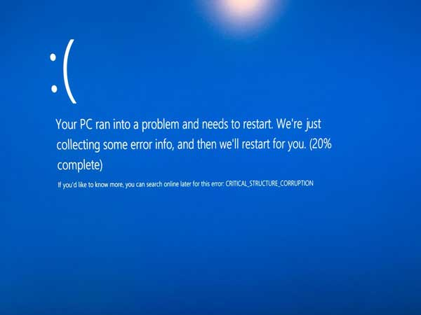 Windows 10 infected with virus