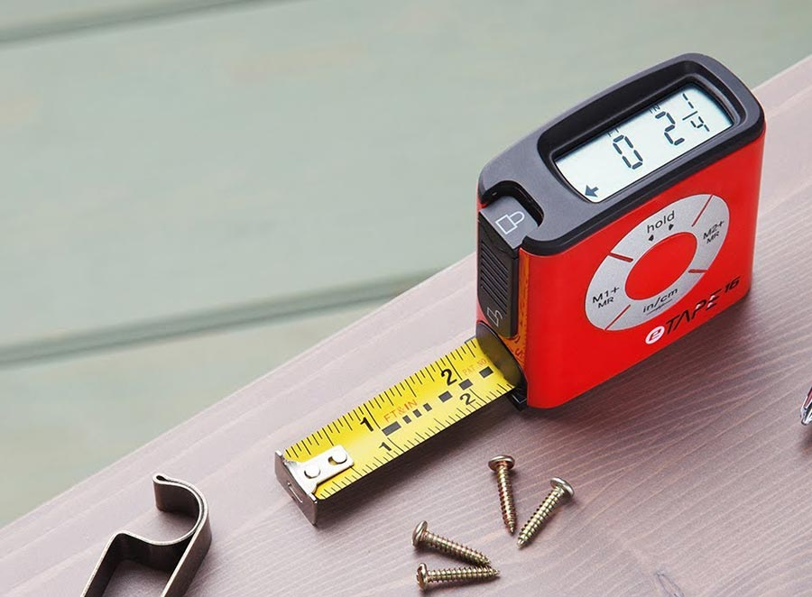 Best electric tape measure