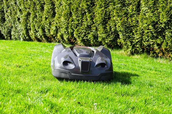 What makes robot lawn mower best