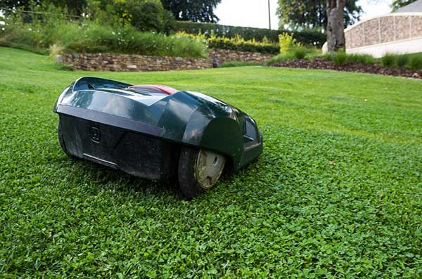 Why do you need a robotic lawn mower
