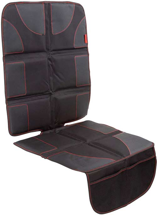 lusso leather seat protector