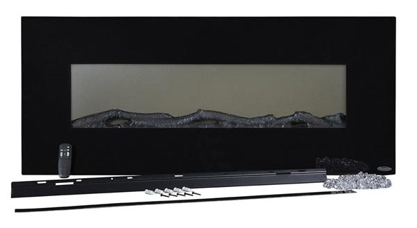 Touchstone 80001 large room electric fireplace