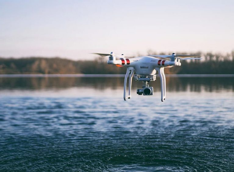 Fishing with drones - What you need to know?