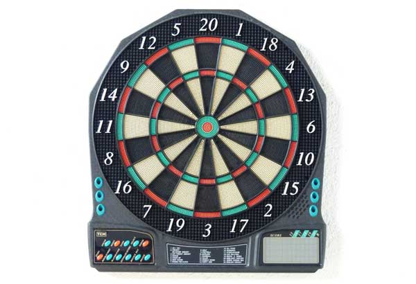 which is the best electronic dartboard