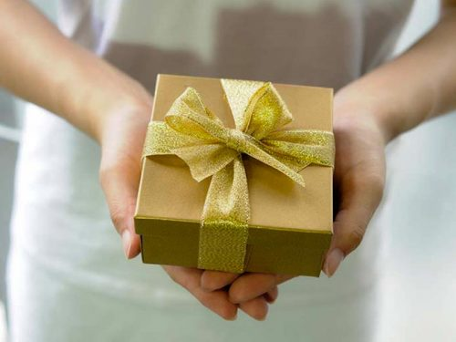 Gift Ideas for a woman who wants nothing
