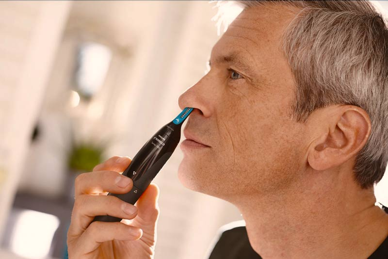 Top Nose Hair Trimmers