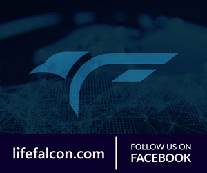 Follow Life Falcon on Facebook