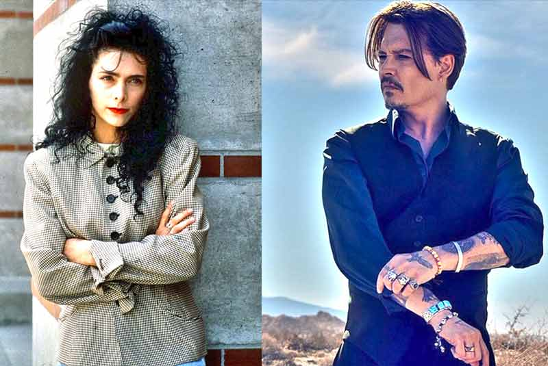 Johnny Depp's Ex: Lori Anne Allison : An Inspiration