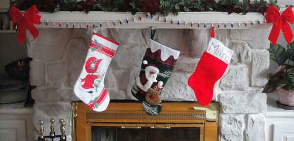 Stockings for Christmas
