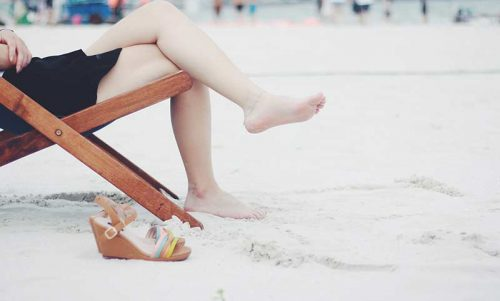 Why Does Hair On Your Legs Stop Growing?