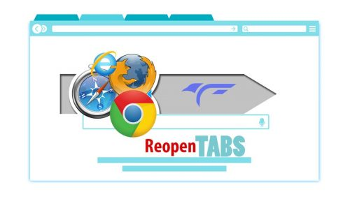 How To Reopen Closed Tabs? In Any Internet Browser?