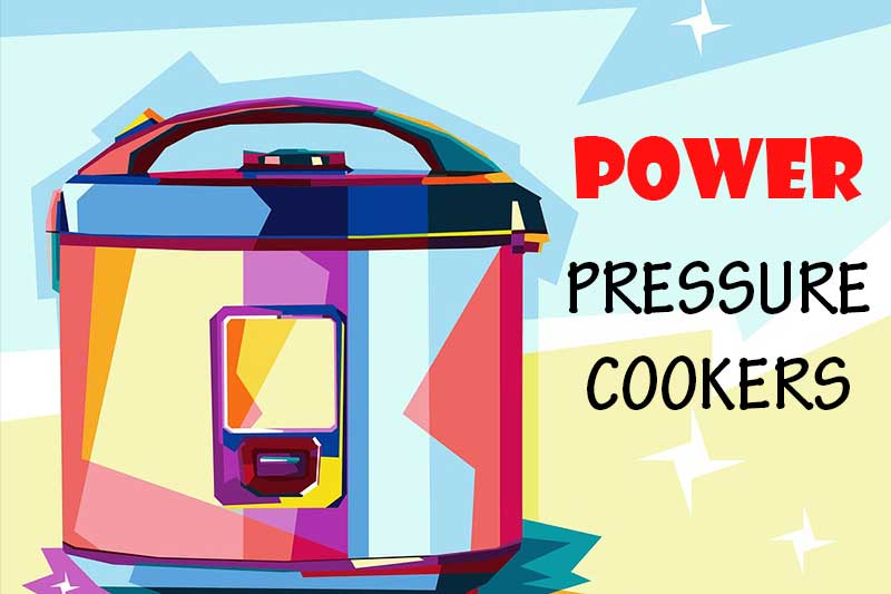 Top 8qt Power Pressure Cookers