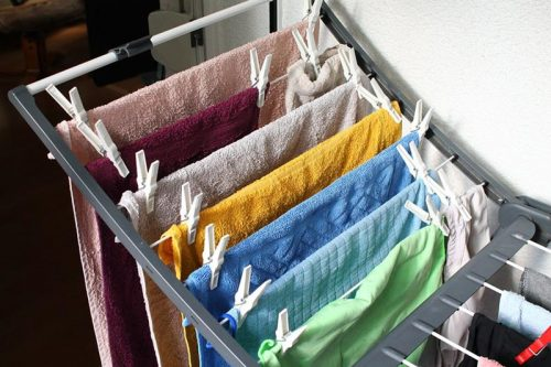 Best Wall Mounted Drying Racks For Your Laundry Room