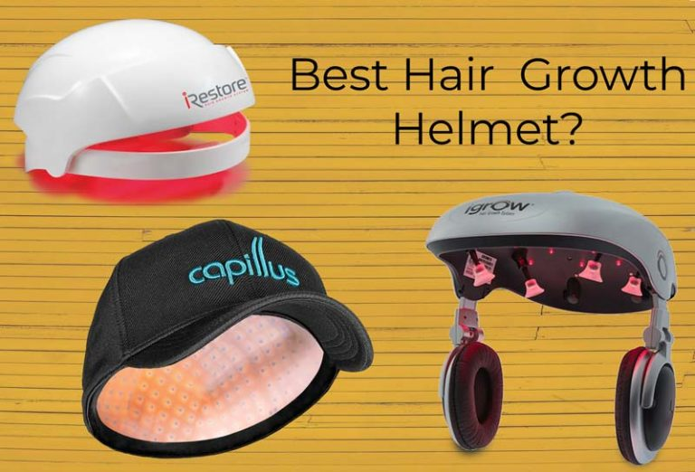 Best Laser Hair Growth Helmets