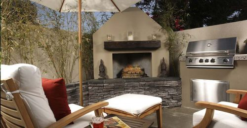 9 Best Outdoor Electric Fireplace