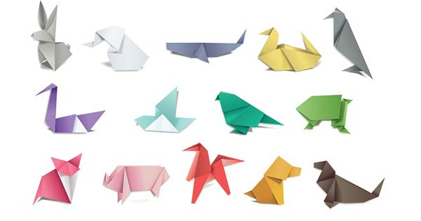Learn the art of paper folding