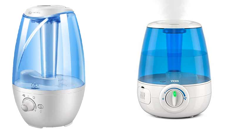 5 best top fill humidifiers