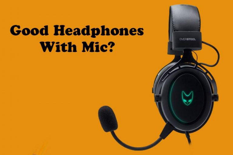 Good Cheap Headphones With Microphone