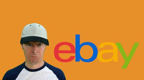 Weird things sold on eBay