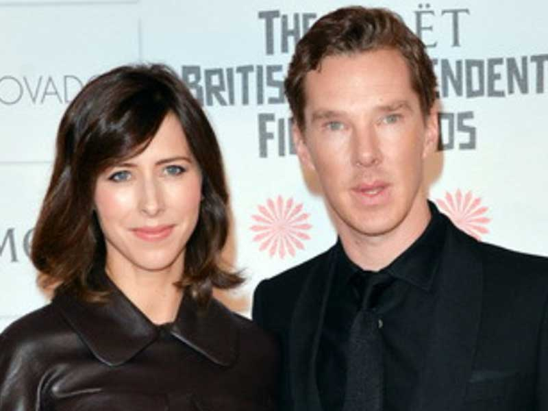 Benedict Cumberbatch's Wife - Sophie Hunter