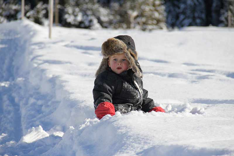 Our picks of five best snowsuits for baby boy