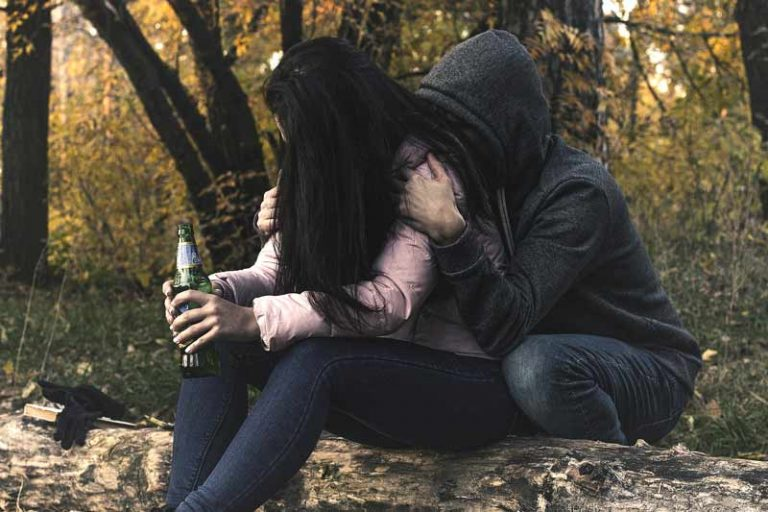 Is Alcohol Making You Cry?