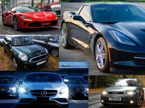 Best Sports Cars For Carrying Golf Bags