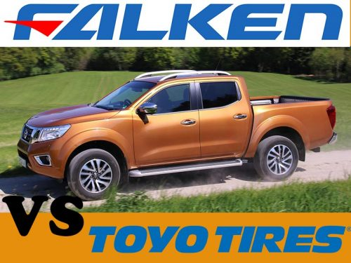 Falken Wildpeak Vs the Toyo Open Country