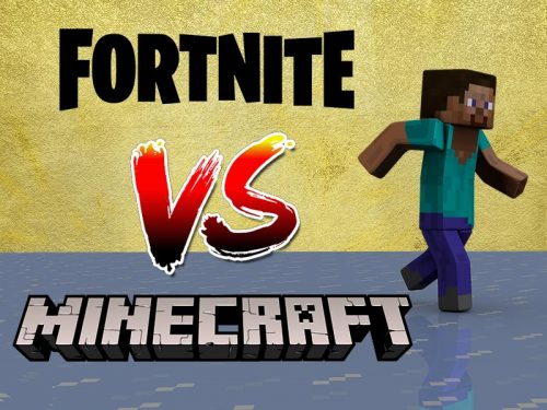 Why Minecraft is Better Than Fortnite?