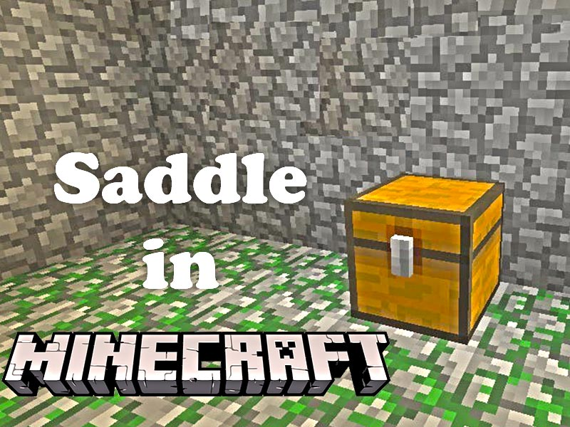 How To Craft A Saddle In Minecraft?