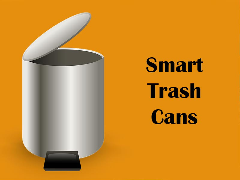 Best Motion Sensor Trash Cans