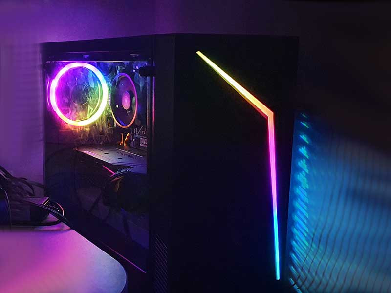 Specs of a common gaming pc