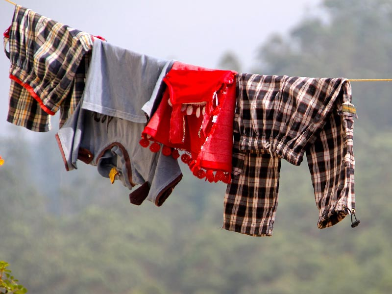 Preferable to dry your clothes without a dryer?