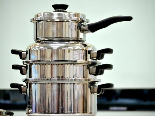 How To Clean A Stainless Steel Rice Cooker?