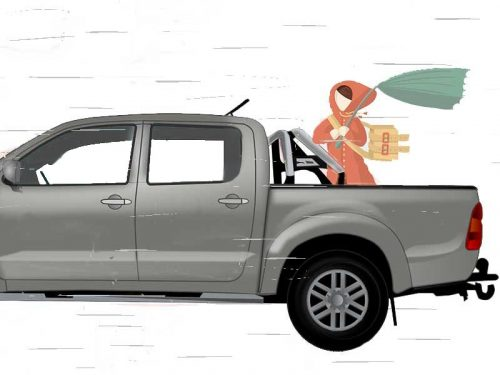 Best Wind Deflectors for Trucks