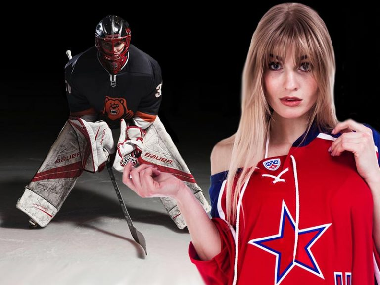 Dating a Hockey Player
