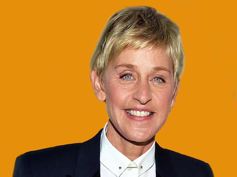 How to get Ellen DeGeneres to notice you?