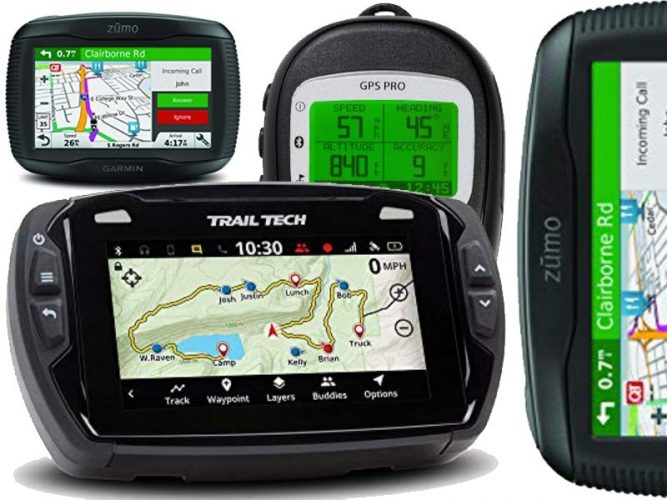 Best Off Road Touring GPS Systems